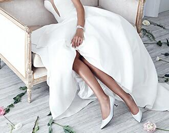 From $365 New Bridal Collection now available @ Stuart Weitzman