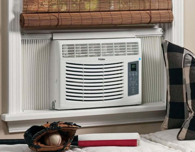 Haier ESA405P Window Air Conditioner AC Unit, 5100 BTU