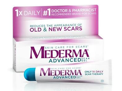 Mederma Advanced Scar Gel @ SkinStore.com