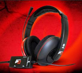 $33.98 Turtle Beach Ear Force DP11 Dolby Surround Sound Gaming Headset