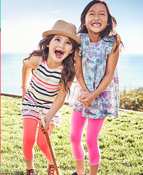 From $6 Doorbuster Sale @ OshKosh BGosh