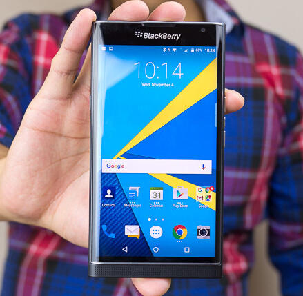 New Unlocked BlackBerry PRIV (AT&T Branded) GSM Slider Android Smartphone
