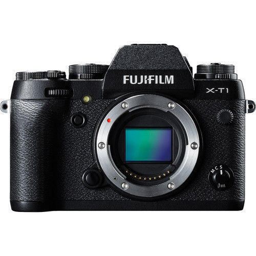 $699.00 Fujifilm X-T1 Mirrorless Digital Camera (Body Only)