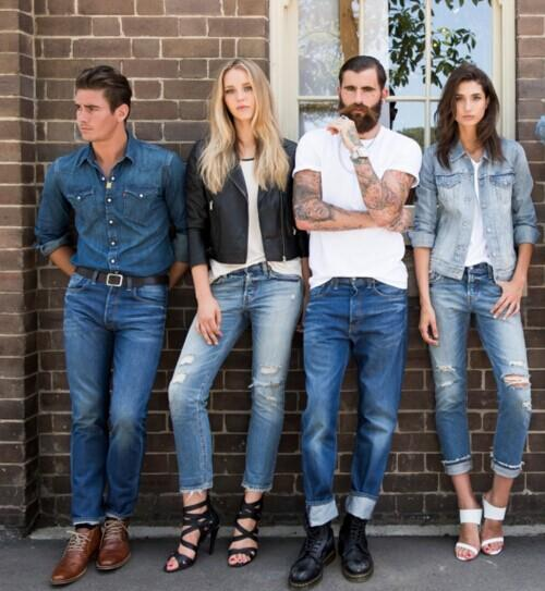 Up to 70% Off Levis Women's & Mens's Jeans @ Levis