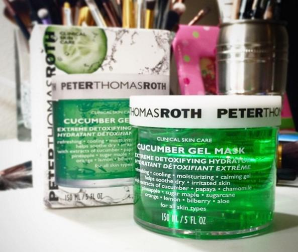 Peter Thomas Roth Cucumber Gel Mask @ SkinStore.com