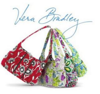 Extra 40% Off Sale Items @ Vera Bradley