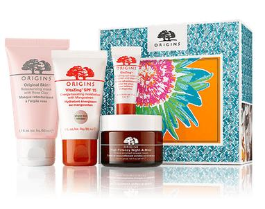 From $22.5 Mother's Day Exclusive Set @ Origins