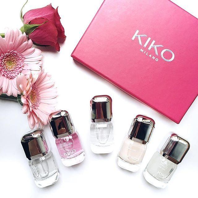 30% Off Nail Care Selection @ Kiko Milano