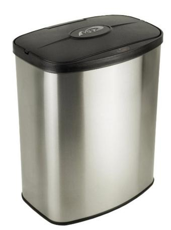 Nine Stars DZT-8-1 Infrared Touchless Stainless Steel Trash Can, 2.1-Gallon @ Amazon