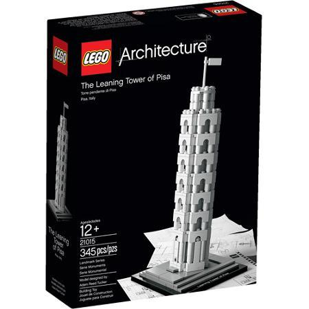 $29.99 LEGO Architecture Leaning Tower of Pisa Building Set