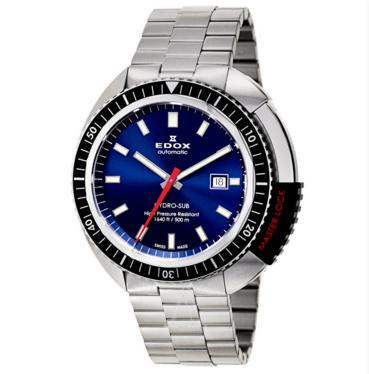 $499 Edox Men's Hydro-Sub Automatic Watch (Dealmoon Exclusive)