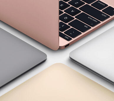 From $1249 Apple launch New Macbook with Rose Gold