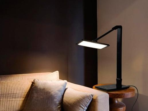 $35.99 ANNT Smart Touch Dimming and Color Temperature Control LED Desk Lamp Night Light