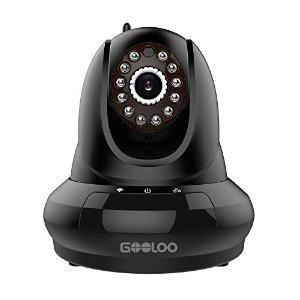 $69.99 (30% off) GOOLOO Wireless WiFi Security Surveillance Camera Baby  Monitor Video Cloud IP Camera System