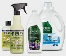 Buy 3 Get 1 Free Seventh Genetation & Mrs Meyer's Cleaning Supply Sale @ Target.com