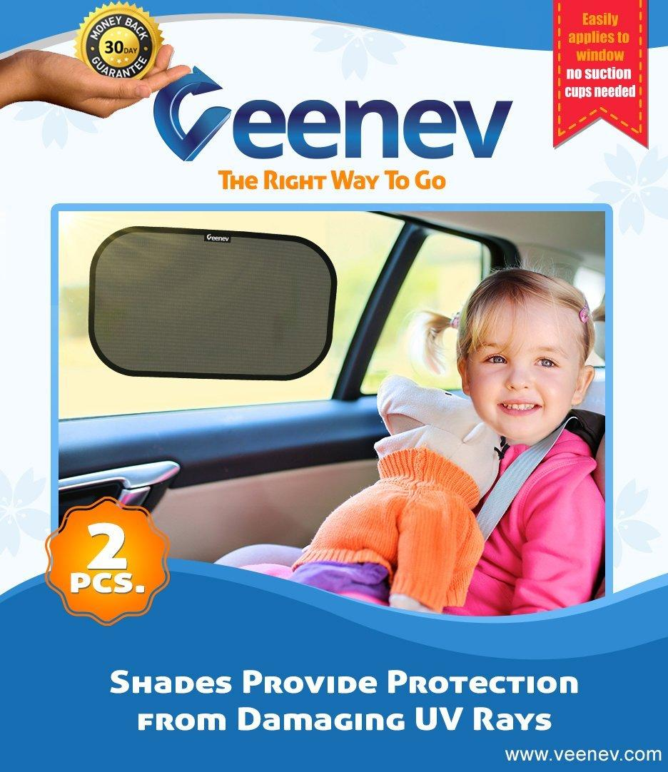 Veneev Car Sun Shade for Side Window