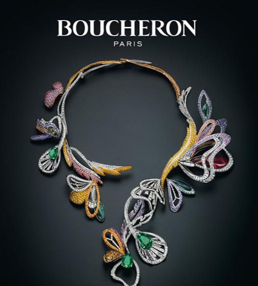 Up to $600 GIFT CARD with Regular-priced  Boucheron Items Purchase @ Neiman Marcus