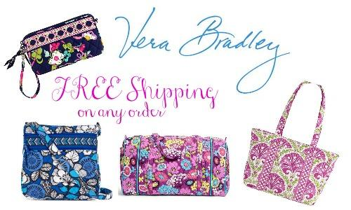 As low as $1.99 Vera Bradley SALE @ eBay