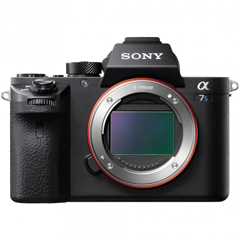$2399 Sony Alpha a7S II 12.2MP Mirrorless Digital Camera (Body Only)