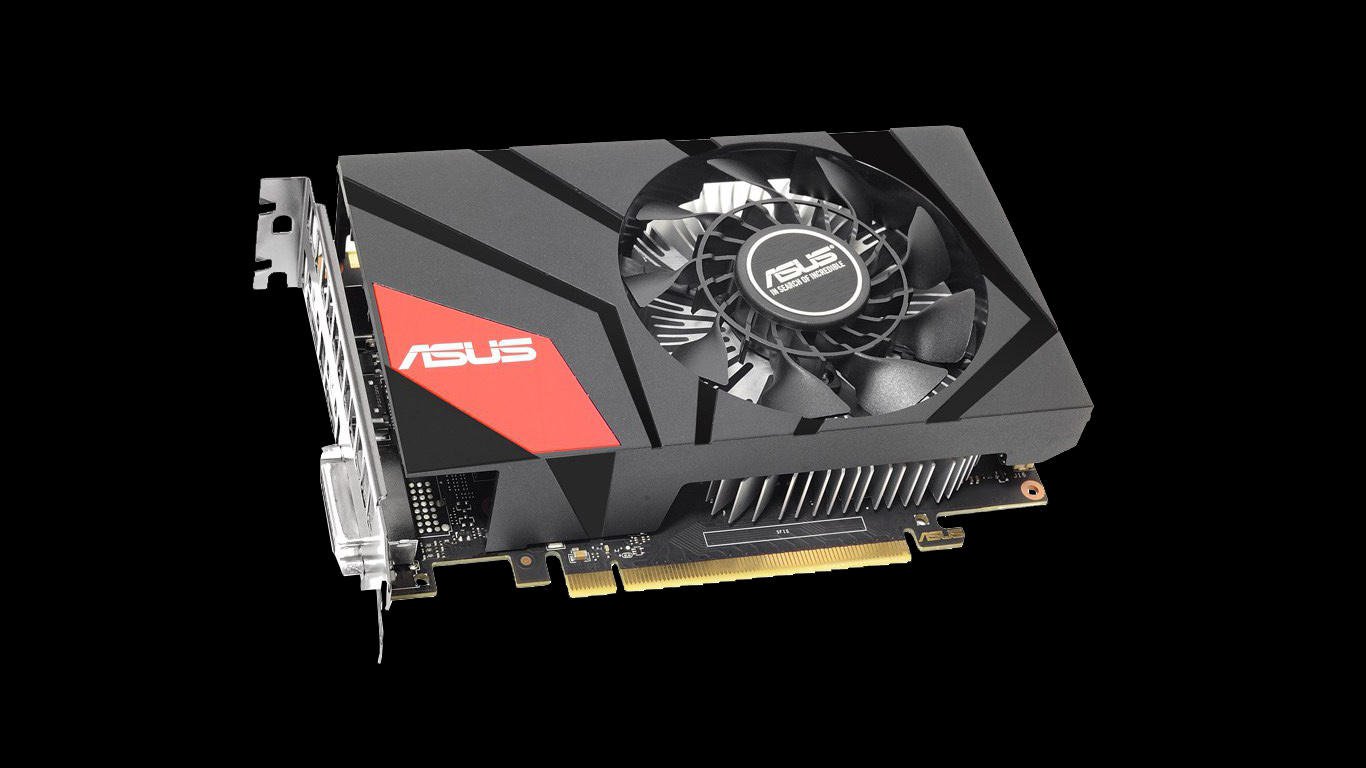 ASUS GeForce GTX 950 Mini 2GB GDDR5 Video Card