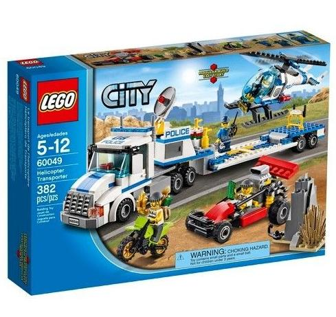 LEGO City Helicopter Transporter 60049