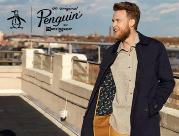 Extra 50% OffEntire Purchase @ Original Penguin