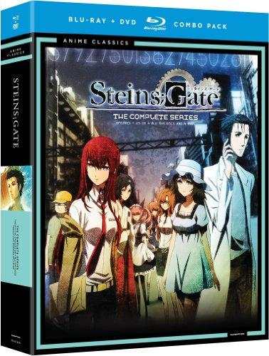 $23.99 Steins Gate: Complete Series Classic [Blu-ray]