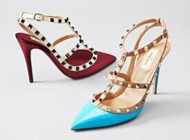 Up to 73% Off Salvatore Ferragamo, Valentino Shoes @ MYHABIT