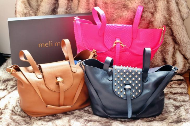 $25 Off on Every $100 meli melo Handbags Purchase @ Bloomingdales
