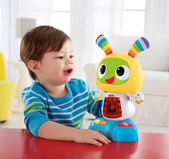 Prime Members Only! Fisher-Price Baby Bright Beats Dance and Move BeatBo