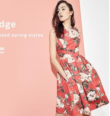 15% Off Almost Everything Sale @ Lord & Taylor