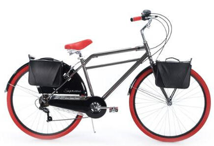 700c Huffy Supreme Men's Cruiser Bike