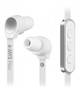 a-JAYS Four iPhone Earphones with Mic/Controller