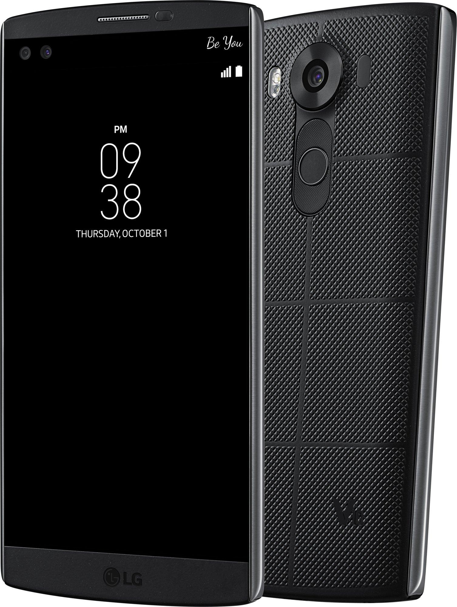 LG V10 H960A Unlocked GSM Smartphone w/ Android Hexa-Core 16MP Fingerprint