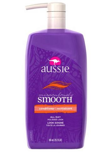 $3.44 Aussie Miraculously Smooth Conditioner, 29.2 Fluid Ounce
