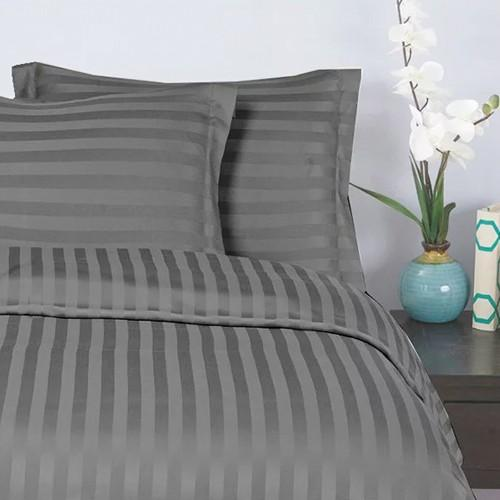 Hotel Quality 100% Cotton Duvet Comforter Cover Set by Refael Collection
