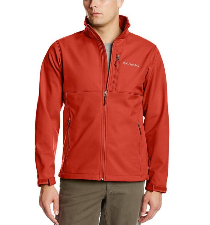 From $27.75 Columbia Men's Ascender Softshell Front-Zip Jacket