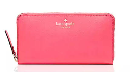 Up to 50% Off + Extra 25% Off All Sale Wallets @ Kate Spade