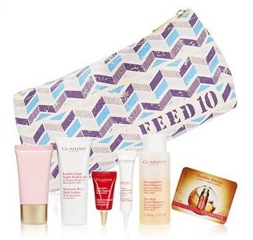 Free 7-Pc Gift with $75 Clarins purchase @ macys.com