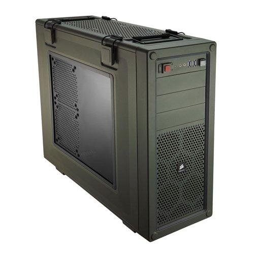 Corsair Vengeance Series Military Green C70 Mid Tower Computer Case