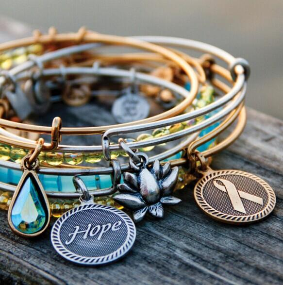 Up to 54% Off Alex and Ani Jewelry @ Hautelook