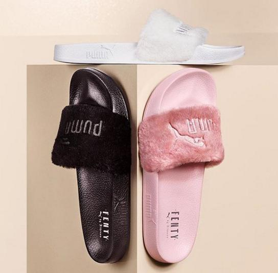 Arrived ! Puma Leadcat Fenty Slides by Rihanna @ Nordstrom
