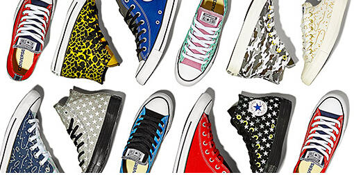 25% Off All Converse Custom @ Converse