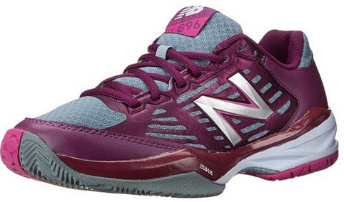 New Balance Women's WC896V1 Stability Tennis Shoe