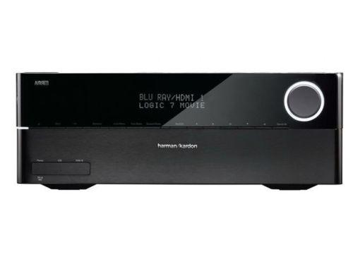 Harman Kardon AVR 2700 7.1 channel home theater receiver with Apple AirPlay