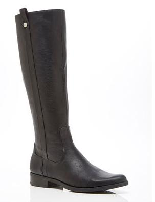 Calvin Klein Women's Talloria Leather Boots