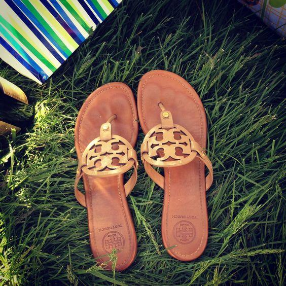 Up to 30% Off Women's Miller Sandal @ Tory Burch
