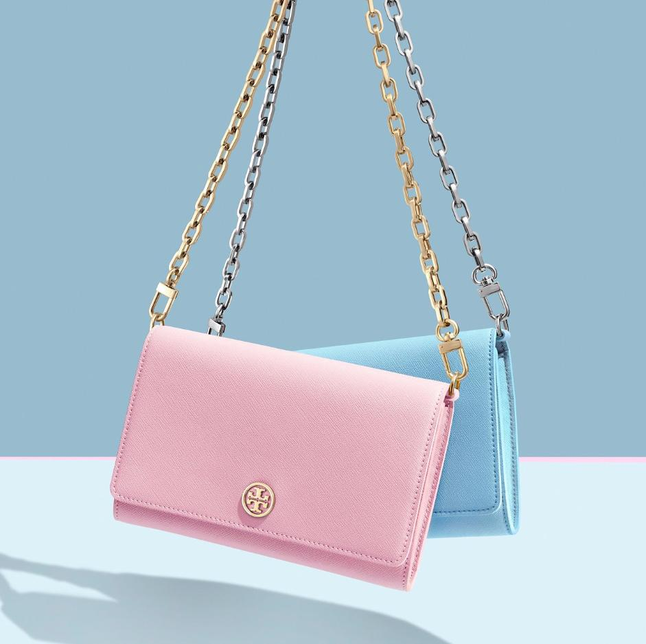 Up to 30% Off + Free Shipping Select Iceberg Bags @ Tory Burch