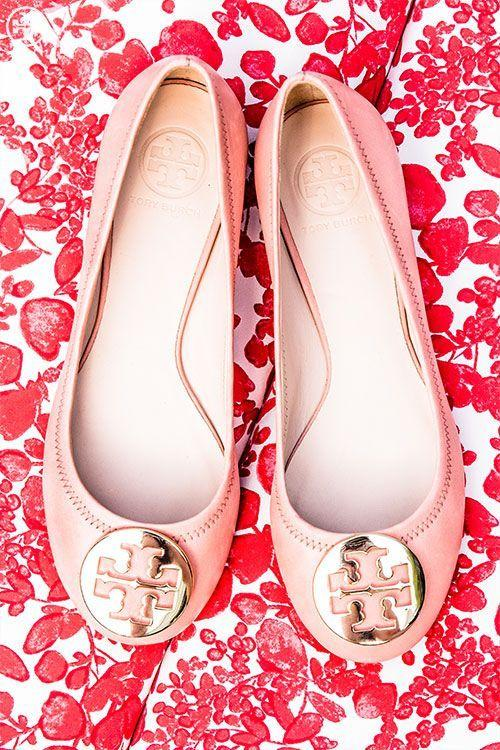 Up to 30% Off + Free Shipping Flats @ Tory Burch