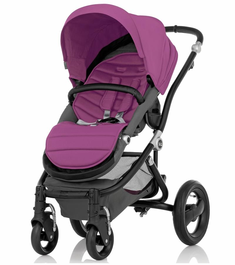 Britax Affinity Stroller - Multiple Colors